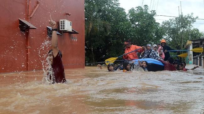 Cuaca Ekstrem di Sulsel, 9 Tewas 7 Ribu Mengungsi