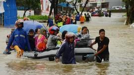 Banjir Kepung Sulawesi Selatan, 6 Orang Meninggal