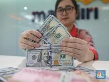 Yield Obligasi AS Normal, Dolar Masih Melempem