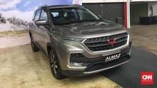 Wuling Almaz Diperkenalkan, Tantang CR-V dan Glory 580