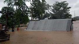 Pengungsi Banjir Gowa Capai 2.121 Jiwa