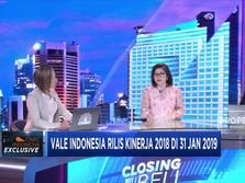 Vale Indonesia Siap Belanjakan Rp 28 T di Pomala
