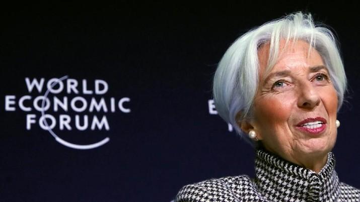 Kiprah Christine Lagarde di dunia keuangan internasional sudah tidak diragukan lagi.
