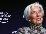 Lagarde: Perang Dagang Ancaman Terbesar Ekonomi Global