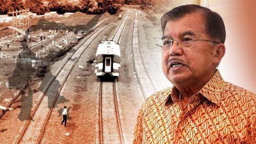 JK Kritik Kereta Trans Sulawesi