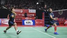 Greysia/Apriyani Kelelahan di Indonesia Masters 2019