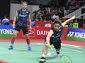 Greysia/Apriyani Tersingkir dari Indonesia Masters 2019