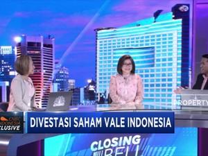 Vale Indonesia Tawarkan Divestasi Ke Pemerintah