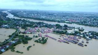 Galian Tambang Jadi Faktor Penyebab Bencana Banjir Sulsel
