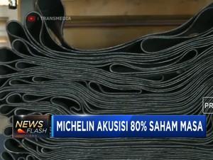 Michelin Akuisisi MASA, Srimul Blak-blakan Soal Utang