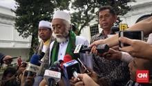 Ulama Banten Minta Masyarakat Kembali Pilih Jokowi di Pilpres
