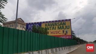 'Food Street' di Pulau Reklamasi Disebut Beroperasi 2018