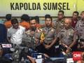 Tersangka Kasus Mayat Hangus Dibekuk, Sabu Picu Pembunuhan
