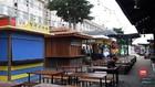 'Nyanyian' Pengakuan Pedagang Food Street di Pulau Reklamasi