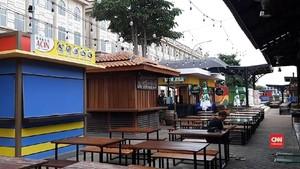 VIDEO: Ada Gerai Kuliner di Pulau Reklamasi Jakarta