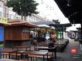 Anak Buah Anies Saling Lempar Urusan Food Court di Pulau D