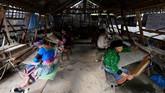 Wanita yang diculik ini akan dijual jadi pengantin atau ke rumah bordil di China. (Nhac NGUYEN / AFP)