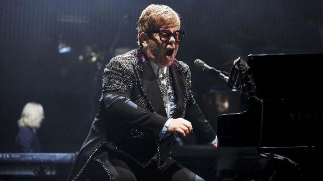 Setelah George Clooney, Kini Elton John Boikot Hotel Brunei