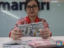 Dolar Unjuk Kekuatan Lagi Terhadap Mata Uang Utama