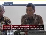 BNI Catat Kenaikan Laba Bersih 10,3%