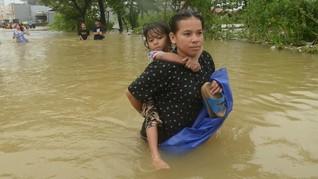 Duka dan Doa Netizen untuk Korban Banjir di Sulawesi Selatan
