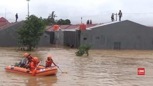 VIDEO: Enam Tewas Akibat Banjir Bandang di Sulsel