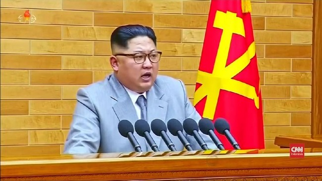 VIDEO: Jelang Pertemuan Kedua, Kim Jong-un Puji Trump