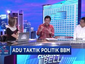 Adu Taktik Politik BBM Calon Presiden