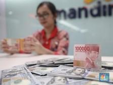 Pembukaan Pasar: Rupiah Melemah ke Rp 14.130/US$