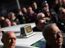 Hebatnya Negara Ini, Driver Ojol Jadi Karyawan Bergaji Tetap