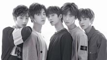 Anggota Boyband TXT, 'Adik' BTS Resmi Diperkenalkan