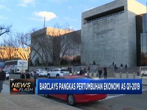 Barclays Pangkas Proyeksi Ekonomi AS, Laba Ford Turun