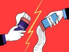 Mengintip Penetrasi OVO dan Gopay, Dua Raksasa Fintech RI