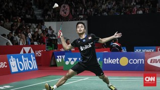 Indonesia Satu Grup dengan Denmark di Piala Sudirman 2019