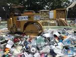 Mayoritas China, Jutaan Produk Langgar Aturan Dimusnahkan