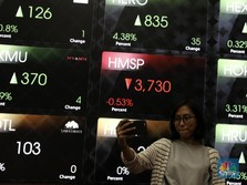 Data Ekonomi Jepang Bikin Lega Pelaku Pasar, IHSG Naik 0,2%