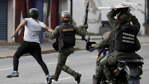 AS Kecam Kehadiran Pasukan Rusia di Venezuela