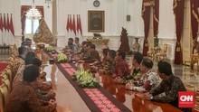 Klaim Beras Stabil, Pedagang Beras Larang Jokowi ke Cipinang
