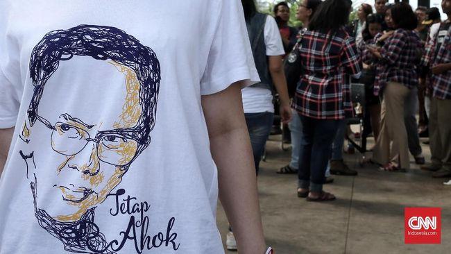 Menanti Terang 'Tjahaja Purnama' Ahok di Sosok BTP