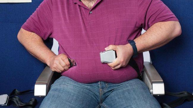 10 Penyakit Berbahaya yang Intai Orang Obesitas