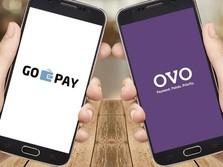 Ini Dahsyatnya GoPay & OVO, yang Bikin Bank Ketar-ketir