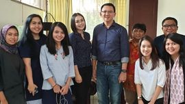 Karier Singkat Bripda Puput Sebelum Dipersunting Ahok