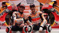 Lorenzo: Marquez dan Saya di Honda bagai Menyatukan Ronaldo dan Messi
