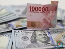 Investor Galau, Rupiah Terlemah Kedua di Asia