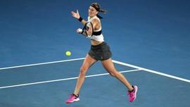 Naomi Osaka vs Petra Kvitova di Final Australia Terbuka 2019