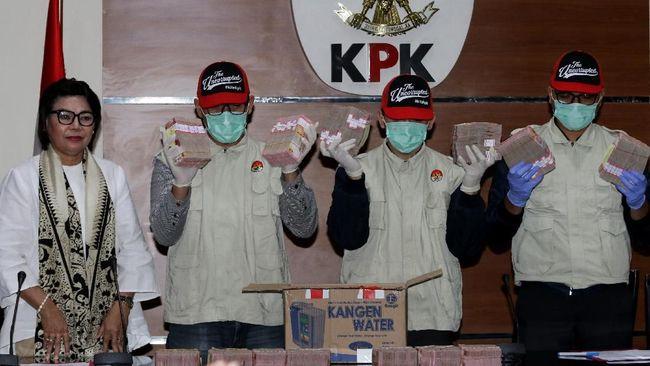 Kasus Suap Bupati Mesuji, KPK Geledah 5 Lokasi