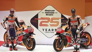 Marquez Sebut Lorenzo Belum Bagus Bersama Honda