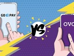 OVO Berhasil Taklukan GoPay, Jadi Raja Dompet Digital RI