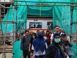 Stasiun Manggarai Direvitalisasi, PT KCI Tutup Jalur 10