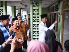 Akhirnya, 11 Ribu Rumah di Bekasi Dapat Listrik Gratis